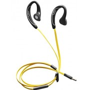 Jabra 100-55400000-02 Sport Corded Headset (Yellow)