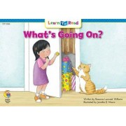 What's Going On?, Level 1 by Rozanne Lanczak Williams