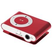 MP3 PLAYER ROSU QUER KOM0635