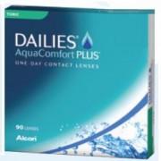 Focus Dailies Aqua Comfort Plus Toric (90 lenses/box - 1 box)