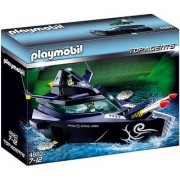 PLAYMOBIL Robo Gang Battle Yacht Construction Set
