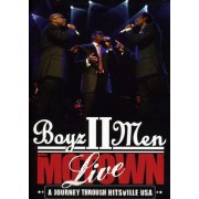 Boyz II Men - Motown: A Journey Through Hitsville USA - Live (0602517897922) (1 DVD)