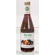 Suc Digest Drink cu Prune si Smochine BIO 500 ml Biotta Biosens