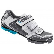 Pack Zapatillas Shimano WM 53 Blanco + Calas