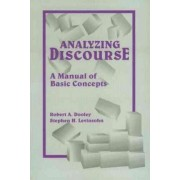 Analyzing Discourse by Robert A Dooley