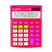 Canon LS120VIIR Calculator - Mini Desktop Calculator - Red