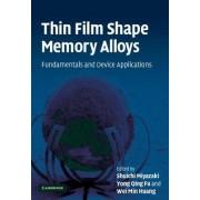 Thin Film Shape Memory Alloys by Shuichi Miyazaki