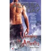 Vampire in Atlantis by Alyssa Day