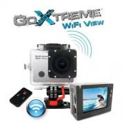 GoXtreme WiFi View Full HD Action Kamera Weiß