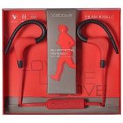 Maxy Vennus Auricolare Bluetooth Con Supporto Orecchio Bt-1 Eb-Mk-B008-Lc Red Per Modelli A Marchio Blackberry