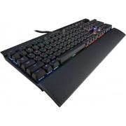Tastatura Gaming Mecanica Corsair K70, RGB LED, Cherry MX Brown, Layout US