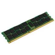 Kingston - KVR18R13S4/8 - 8000 MB - DDR3 - 1866 MHz - ECC Reg CL13 DIMM SR x4 w/TS - Nou