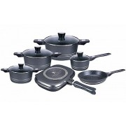 Set oale 10 piese Imperial Collection, interior granit