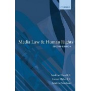 Media Law and Human Rights by Mr. Andrew Nicol