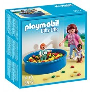 Playmobil - 5572 - Jeu De Construction - 5572 - Piscine A Balles