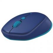 Myš Logitech Bluetooth Mouse M535 - modrá