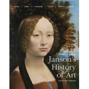 Janson's History of Art by Penelope J. E. Davies