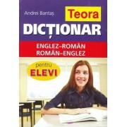 Teora English-Romanian and Romanian-English Dictionary by Andrei Bantas