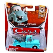 Disney Pixar Cars Brand New Mater (RETRO Radiator Springs Series, #5 of 8) (Colour Option:Young Hook - RRS) by Mattel