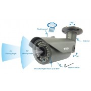 CAM, KGUARD VW123D, Auto-tracking, 2.8-12 мм, 1000 TVL, 50 м IR