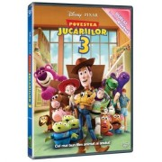 Toy Story 3:Tom Hanks, Tim Allen, Joan Cusack - Povestea jucariilor 3 (DVD)