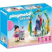 Playmobil 5489 Styliste met verlichte etalage