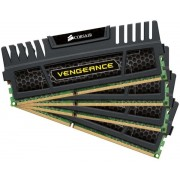 Memorii Corsair Vengeance DDR3, 4x4GB, 1600Mhz (Dual Channel)
