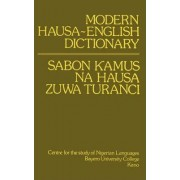 Modern Hausa-English Dictionary by Paul Newman