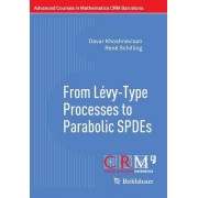 From Levy-Type Processes to Parabolic Spdes