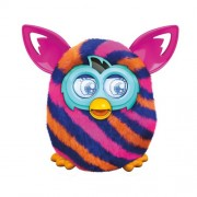 Furby Diagonal Stripes Boom Plush Toy