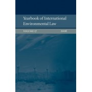 Yearbook of International Environmental Law 2006: Vol. 17, 2006 by Ole Kristian Fauchald