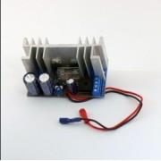 DSC TE-2430 töltő/tápegység modul