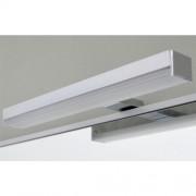 Spiegellamp Alba Sanicare LED 280 Chroom met Universeel Montageblokje