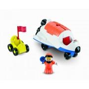 Fisher-Price - V4348 - Traslados Caja Espacio (Mattel)
