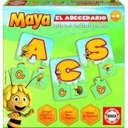 La Abeja Maya - El abecedario, juego educativo (Educa Borrás 15670)