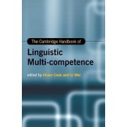 The Cambridge Handbook of Linguistic Multi-Competence by Vivian Cook