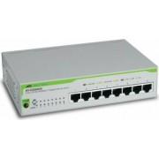 Switch Allied Telesis 8 porturi Gigabit EXT PSU UNMANAGED ATGS900 8E