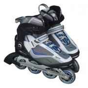 Kolečkové (inline) brusle soft PHANTOM vel. 39