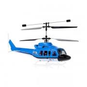 Helikopter na daljinsko upravljanje RTF A300 plavi
