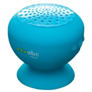 Boxa Portabila Waterproof Cu Microfon Albastru ABC Tech