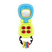 Bright Starts - 9019 - Formes et Couleur - Start Your Senses My Little Flip Phone