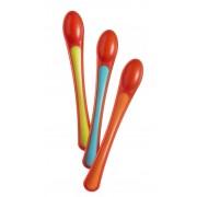 Tommee Tippee Explora Heat Sensor Weaning Spoons x 3