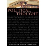 History of American Political Thought by Bryan-Paul Frost