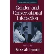 Gender and Conversational Interaction by Deborah Tannen