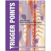 Trigger Points FlipBook by Anatomical Chart Company