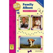 Up and Away Readers: Level 1: Family Album by Terence G. Crowther