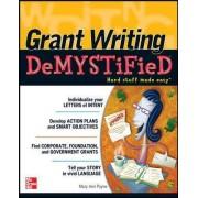 Grant Writing by Mary Ann Payne