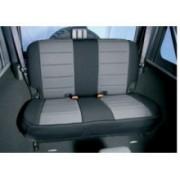 Set Huse Scaune/Bancheta SPATE - Neoprene Custom-Fit Rear Seat Covers pt. 97-02 Jeep Wrangler TJ