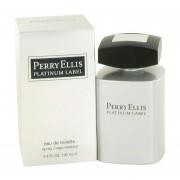 Perry Ellis Platinum Label By Perry Ellis Eau De Toilette Spray 1.7 Oz Men