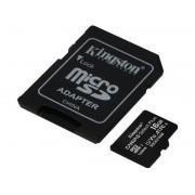 Kingston karta microSDHC 16GB klasa 10 + adapter